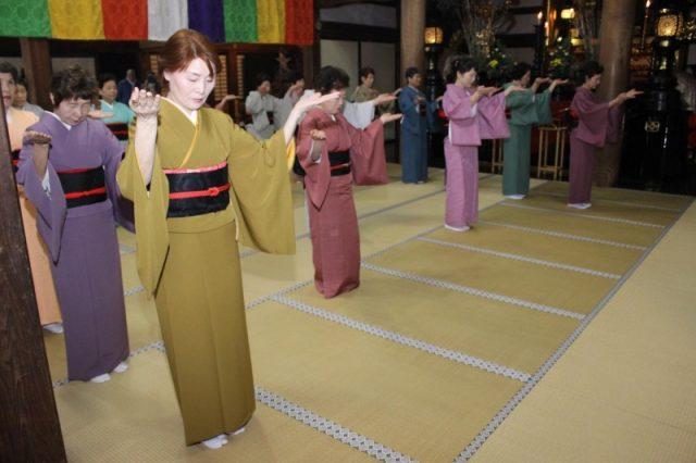 千里浜歌と踊り保存会
